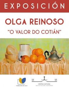 Exposición de Olga Reinoso