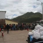 Ayuda para Lucre, Perú