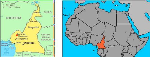 Bamenda, Camerún