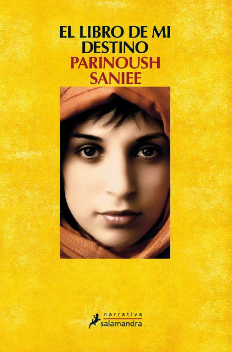 El libro de mi destino-Parinoush-Saniee