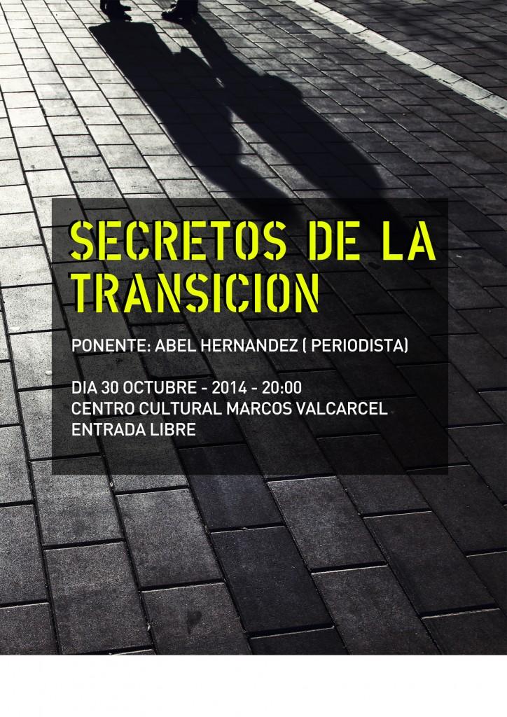 secretos de la transicion