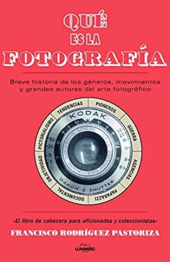 Libro Fotografía de Francisco Rodríguez Pastoriza