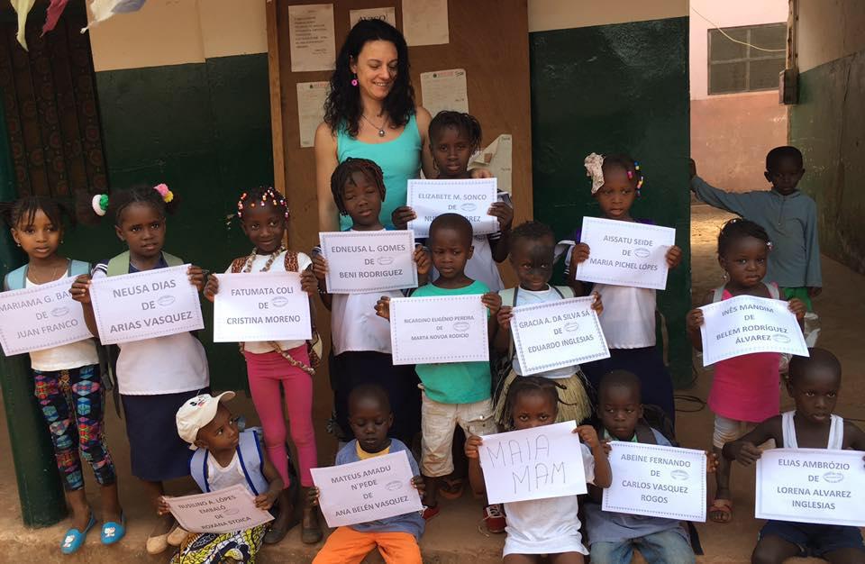 Furgoneta Solidaria- de Lugo a Guinea Bissau
